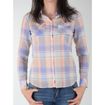Textil Mulher camisas Wrangler Western Shirt W5045BNSF Multicolor