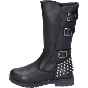 Sapatos Rapariga Botas Didiblu BR519 Preto