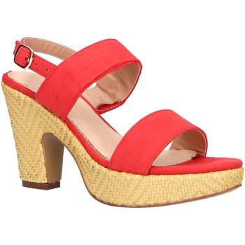 Sapatos Mulher Sandálias Maria Mare 67452 Rojo
