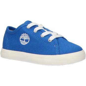 Sapatos Criança Sapatilhas Timberland A247V NEWPORT Azul