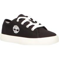 Sapatos Criança Sapatilhas Timberland A2495 NEWPORT Negro
