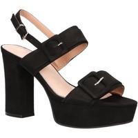 Sapatos Mulher Sandálias Maria Mare 67362 Negro