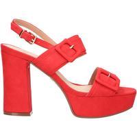 Sapatos Mulher Sandálias Maria Mare 67362 Rojo