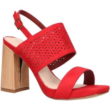 Sapatos Mulher Sandálias Maria Mare 67508 Rojo