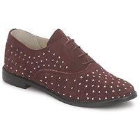 Sapatos Mulher Richelieu Meline DERMION BIS Bordô