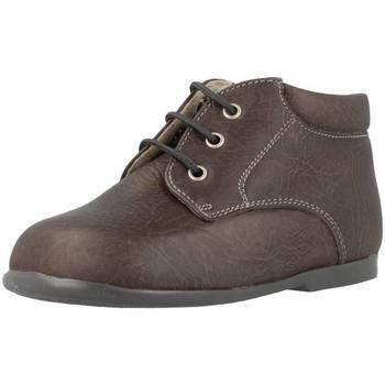 Sapatos Rapariga Botins Landos 61J03 Cinza