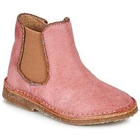 Sapatos Rapariga Botas baixas André ARIA Rosa