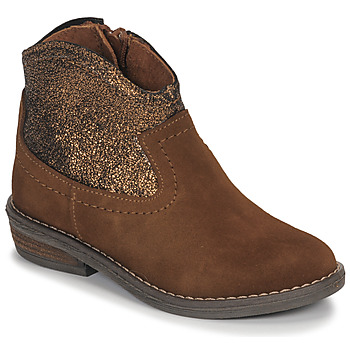 Sapatos Rapariga Botas baixas André DOLLY Camel