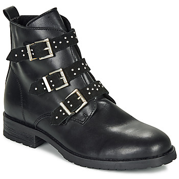 Sapatos Rapariga Botas baixas André REGLISSA Preto