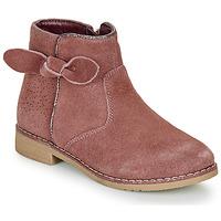 Sapatos Rapariga Botas baixas André MALYA Rosa