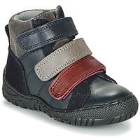 Sapatos Rapaz Botas baixas André NOAM Marinho