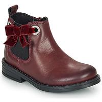 Sapatos Rapariga Botas baixas André VAL Bordô