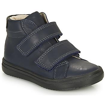 Sapatos Rapaz Sapatilhas de cano-alto André EDGAR Marinho