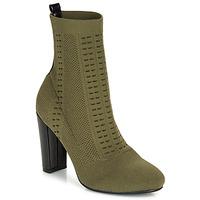 Sapatos Mulher Botins André ARIANA Verde
