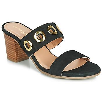 Sapatos Mulher Sandálias Les Tropéziennes par M Belarbi OPENCE Preto
