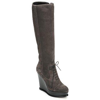 Sapatos Mulher Botas Moschino Cheap & CHIC CA2603 Toupeira