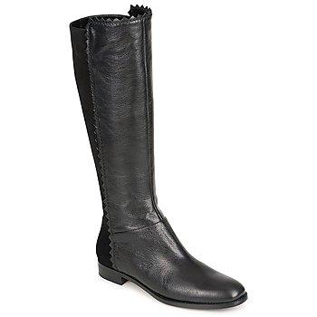 Sapatos Mulher Botas Moschino Cheap & CHIC CA2612 Preto