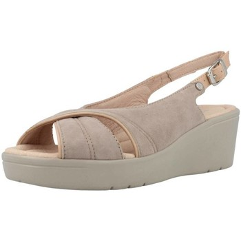 Sapatos Mulher Sandálias Stonefly TESS 3 Beis