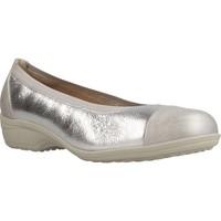 Sapatos Mulher Sabrinas Pinosos 6842 M Silver
