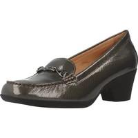 Sapatos Mulher Mocassins Stonefly IRIS II 1 NAPLACK Cinza