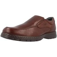 Sapatos Homem Mocassins Fluchos CRONO Marron