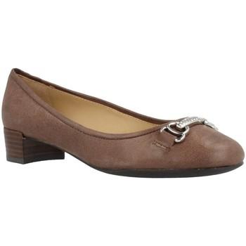 Sapatos Mulher Sabrinas Geox D CAREY B Marron