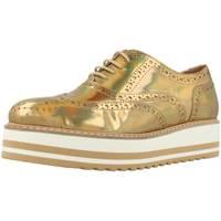 Sapatos Mulher Richelieu Alpe 1720 40 Ouro