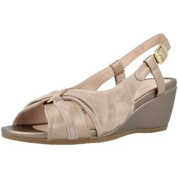 Sapatos Mulher Sandálias Stonefly SWEET II Marron