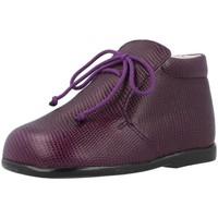 Sapatos Rapariga Botas baixas Landos 61F26 Violeta