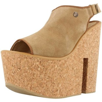 Sapatos Mulher Sandálias Istome SASHA 1 Marron