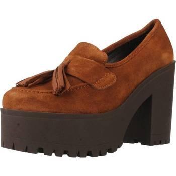 Sapatos Mulher Escarpim Alpe 3204 11 Marron