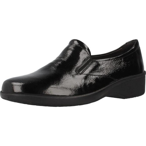 Sapatos Mulher Mocassins Stonefly PASEO II Preto