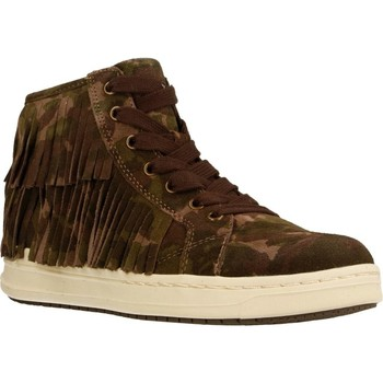 Sapatos Rapariga Botas baixas Geox J AVEUP G. F Verde