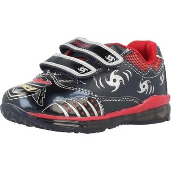 Sapatos Rapaz Sapatilhas Geox B TODO B. C con luces Azul