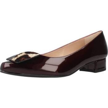Sapatos Mulher Escarpim Platino VERNICE Vermelho