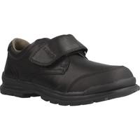 Sapatos Rapaz Sapatos & Richelieu Geox J WILLIAM A Preto