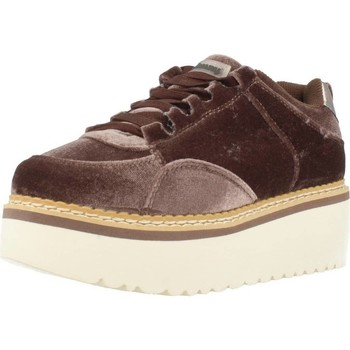 Sapatos Mulher Sapatilhas Coolway DYLAN Marron