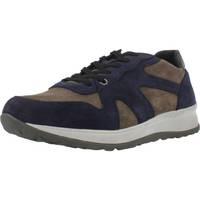 Sapatos Homem Sapatilhas Stonefly STONE 2 Azul