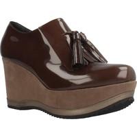 Sapatos Mulher Sapatos & Richelieu Bruglia 6075 Marron