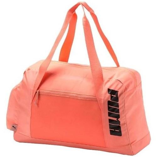 Malas Saco de viagem Puma AT Grip Bag Cor de laranja