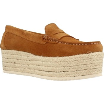 Sapatos Mulher Alpargatas Bossi 6671B Marron