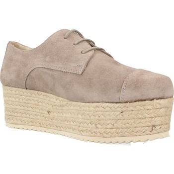 Sapatos Mulher Alpargatas Bossi 3862 Cinza
