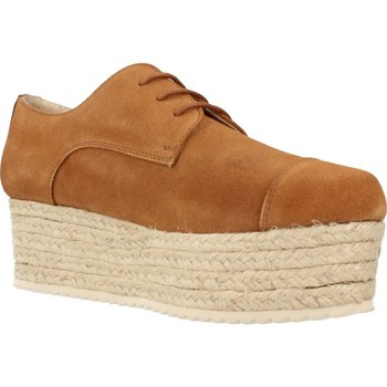 Sapatos Mulher Alpargatas Bossi 3862 Marron