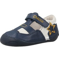 Sapatos Rapaz Sapatos & Richelieu Chicco DANTON Azul