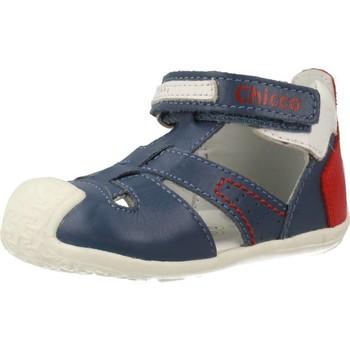Sapatos Rapaz Sapatos & Richelieu Chicco 68405 Azul