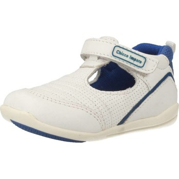 Sapatos Rapaz Sapatos & Richelieu Chicco G6 Branco