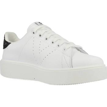 Sapatos Rapariga Sapatilhas Victoria BASKET Branco