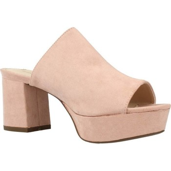 Sapatos Mulher Chinelos Chika 10 CLOE 02 Rosa