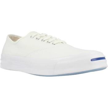 Sapatos Homem Sapatilhas Converse JP SIGNATURE CVO OX Branco