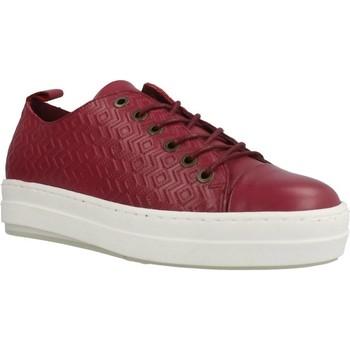 Sapatos Mulher Sapatilhas Gas ROMA ETNICO Vermelho